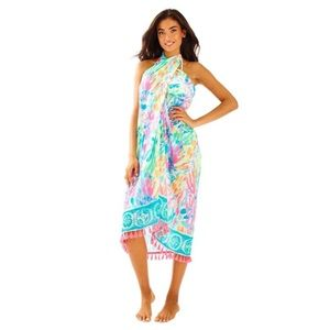 NWT Lilly Pulitzer Waterside Wrap - 1 size